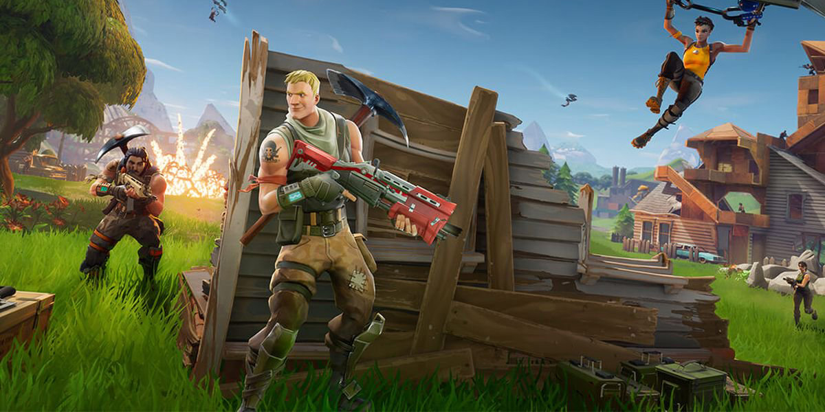 Leaked Fortnite for Android APK hints at Galaxy Apps Store