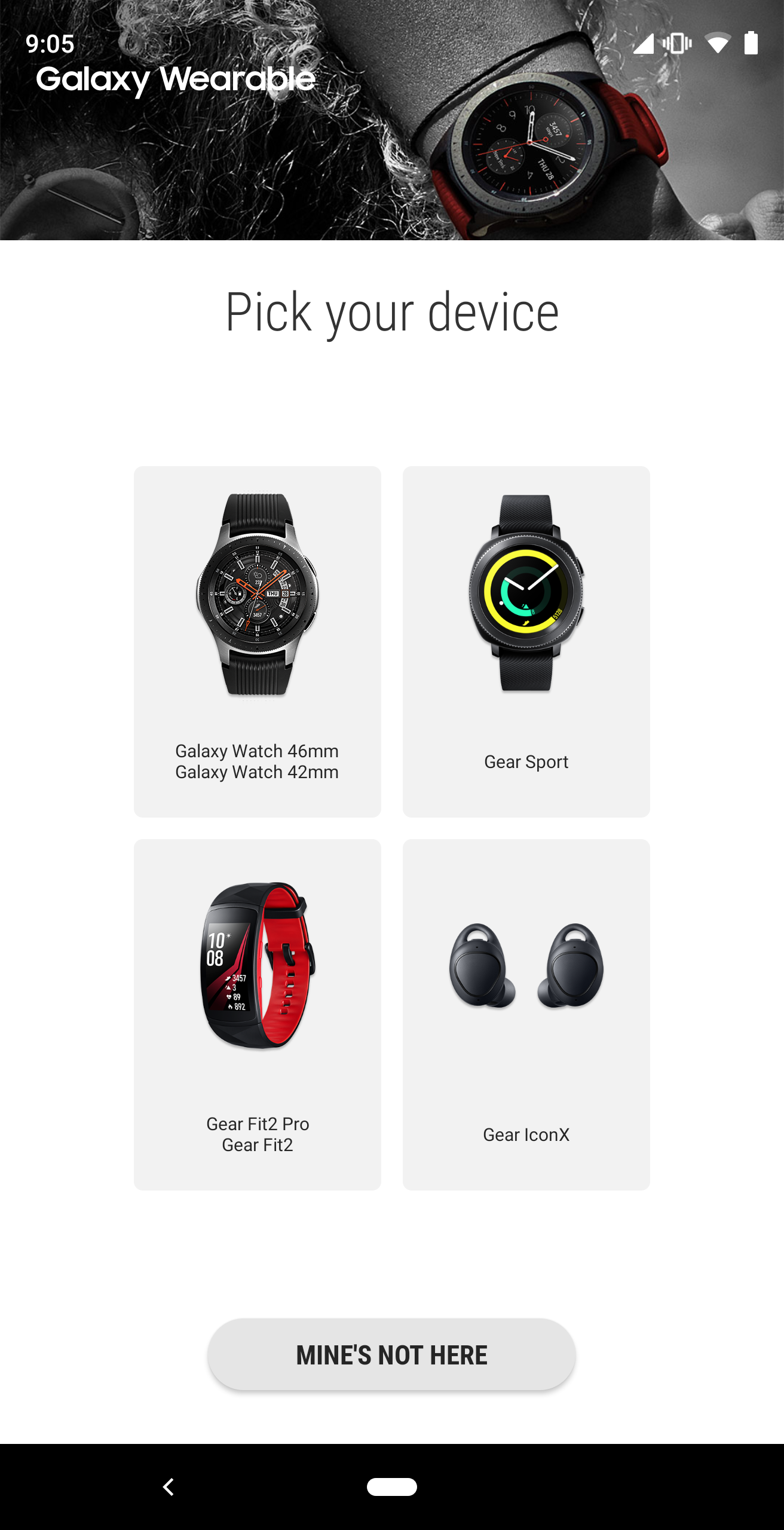 Samsung 'Galaxy Wearable' app updated w/ Android Pie & Galaxy Watch