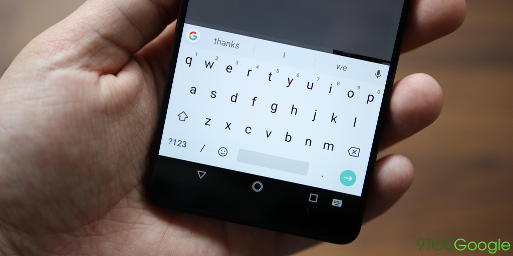 The latest Gboard beta enhances handwriting support and reduces keyboard lag - 9to5Google