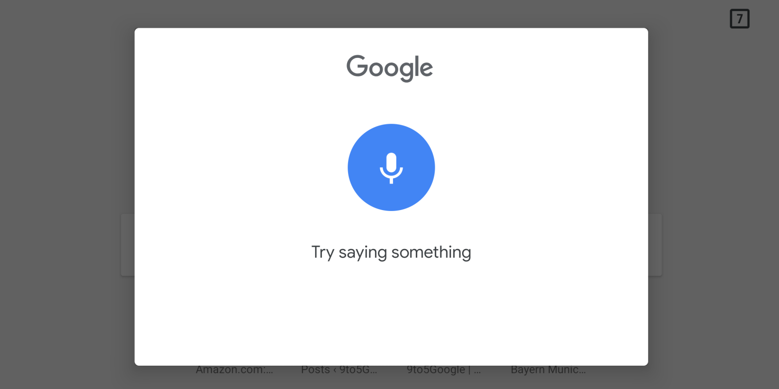 google rolling out material theme redesign for voice input ui on android