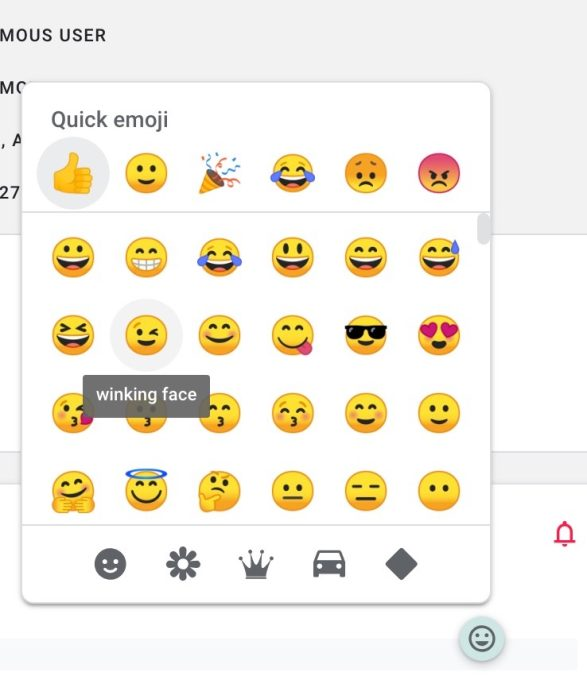 Android Bluetooth Keyboard Emoji: Hangouts Chat Adds Emoji Reactions To Web And Mobile Apps