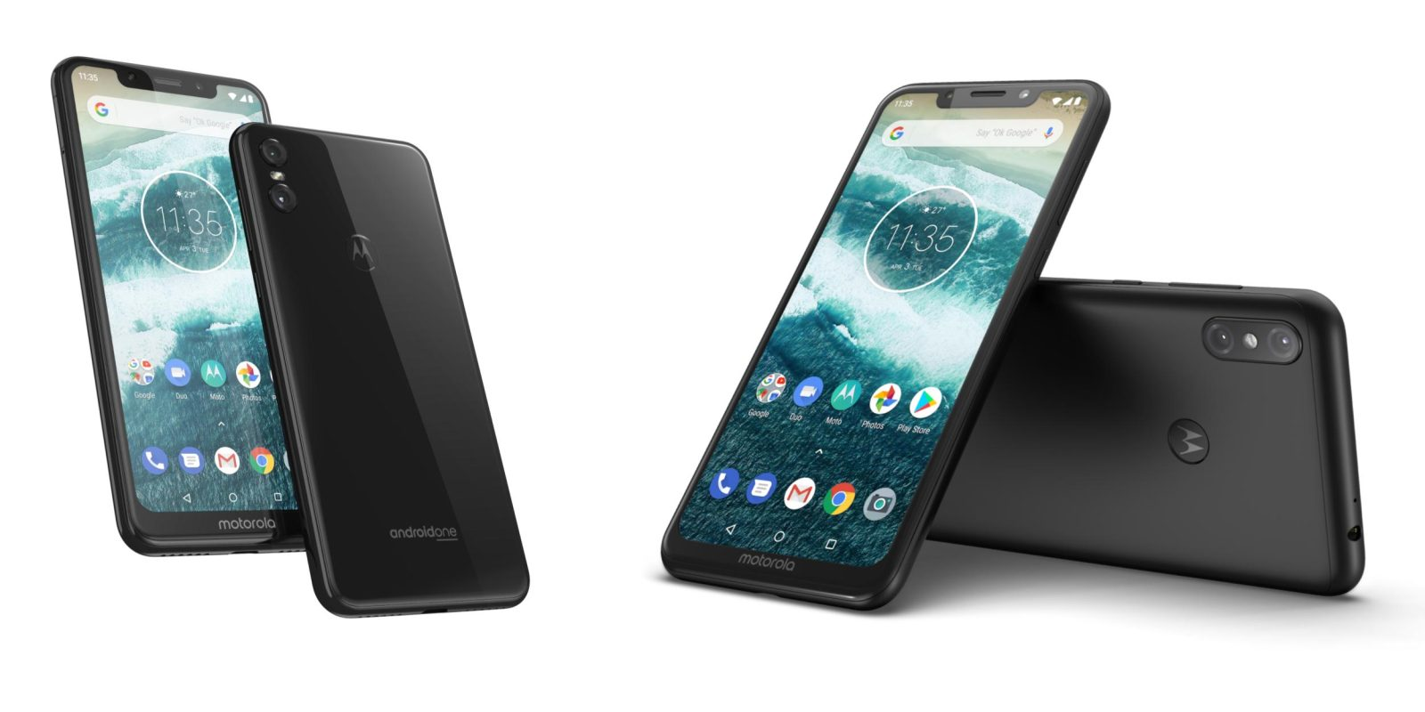 Image result for Motorola One Power    pic