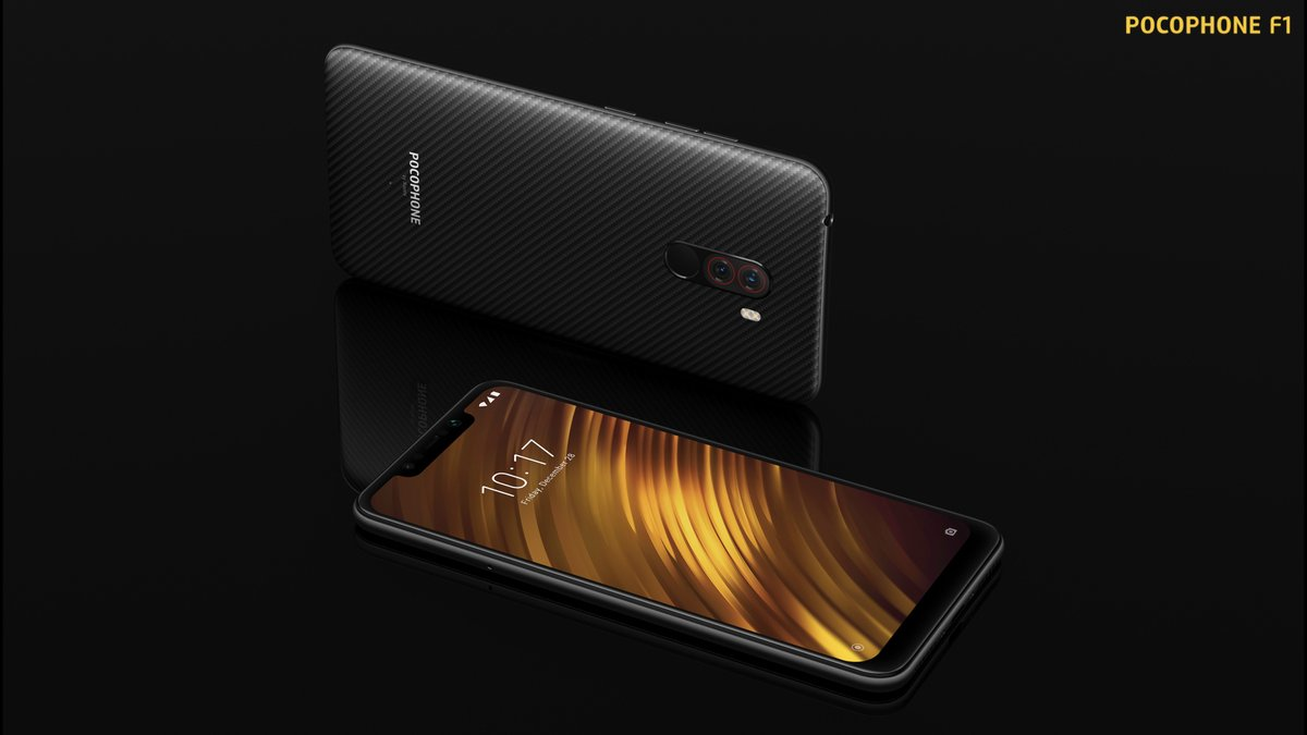 Affordable Android Phone: Xiaomi Pocophone F1