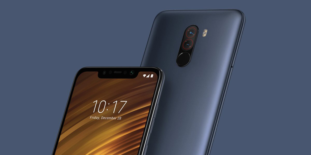 Pocophone F1 Android Pie update arrives w/ bug fixes, more