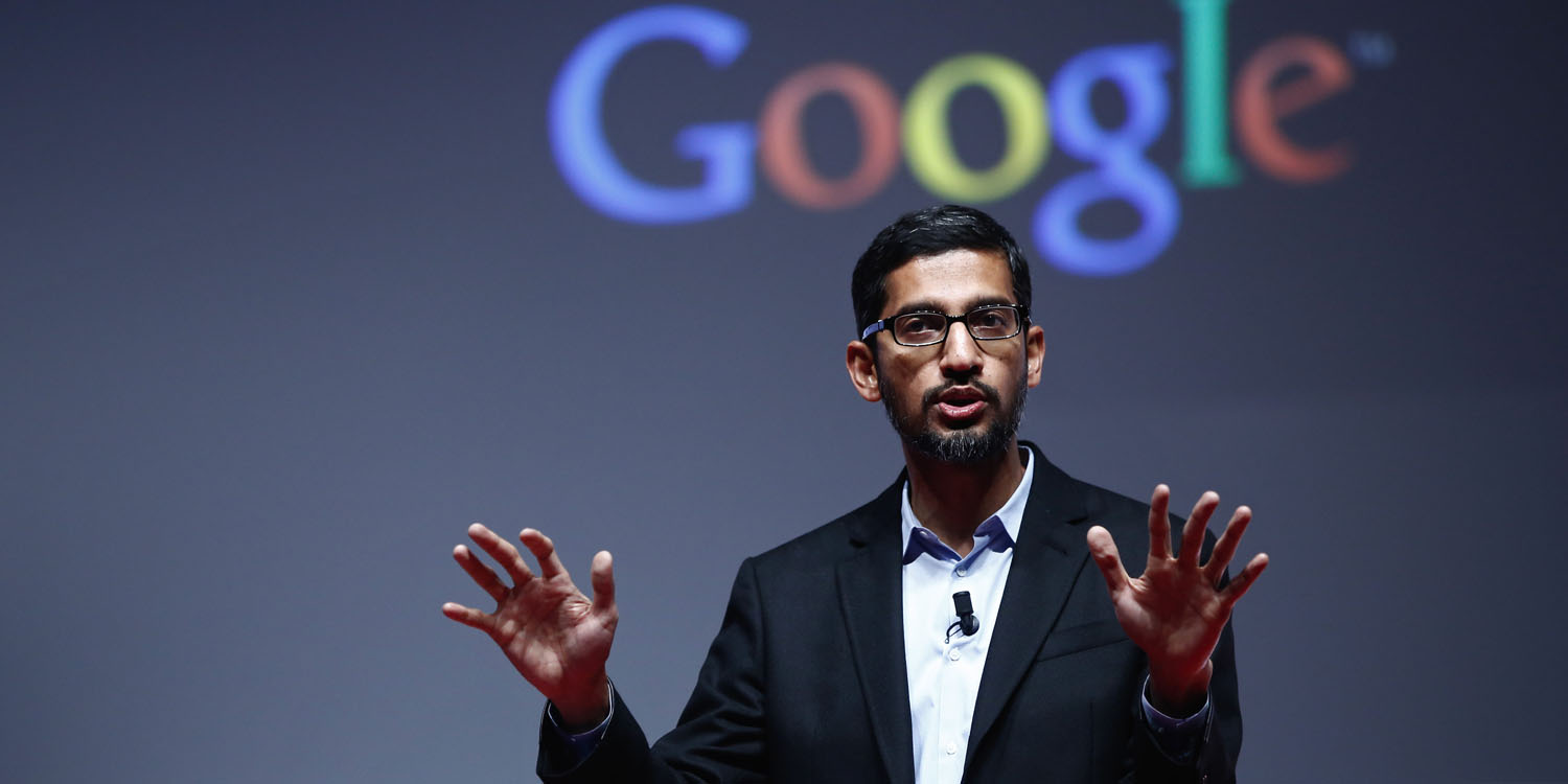 google ceo says china requires trade offs but not close to search engine relaunch