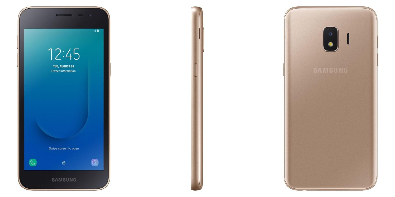 Samsung announces its first Android Go phone w  Galaxy J2 Core ... 3d24b5649ac5