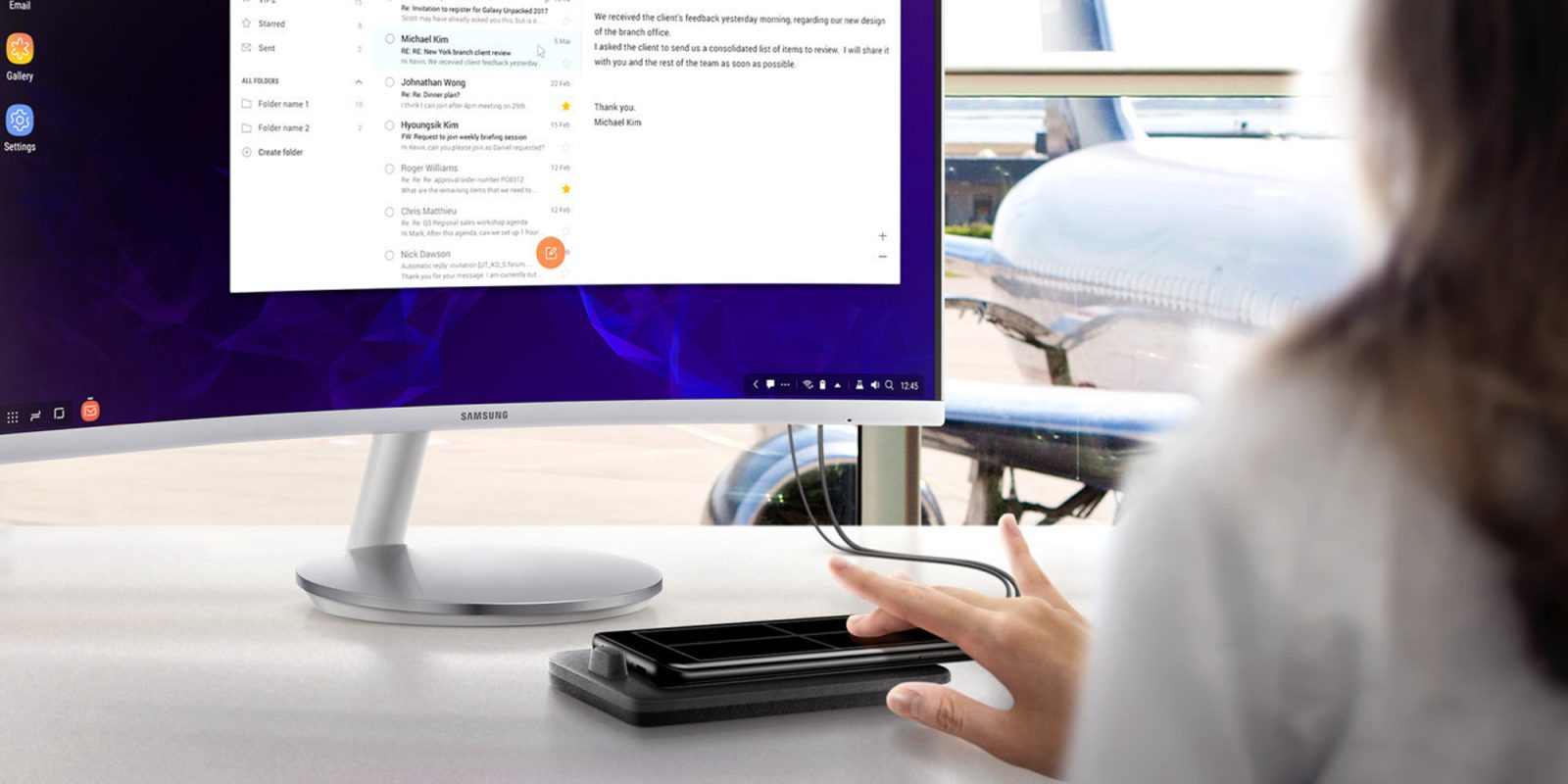 Samsung 'Linux on DeX' beta will turn your Android into a
