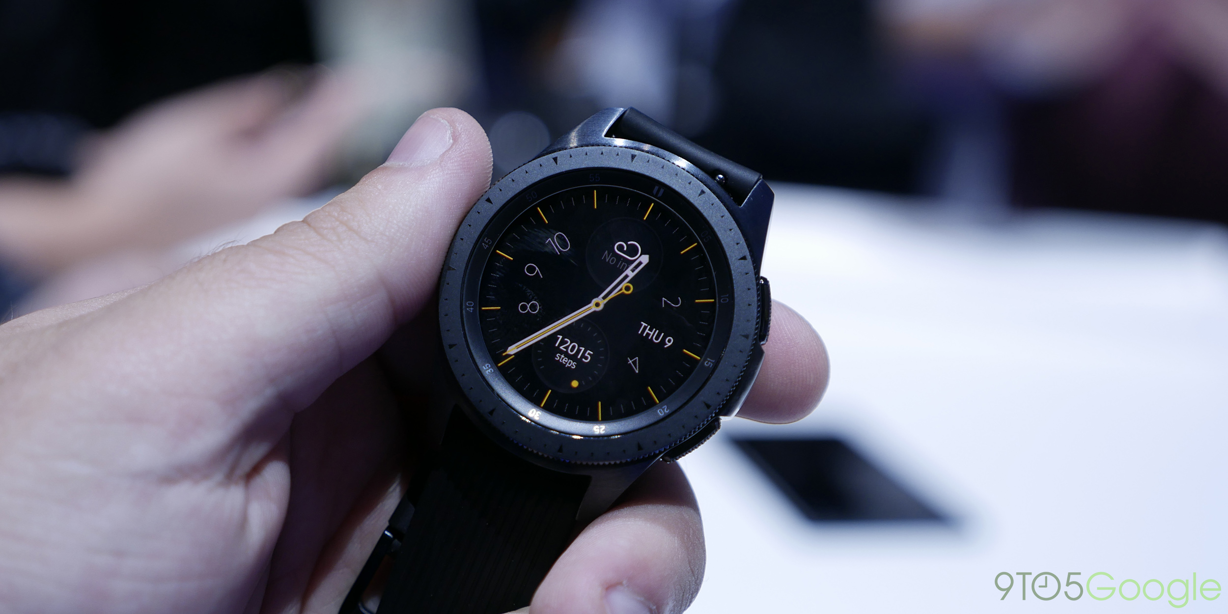 Samsung Galaxy Watch tidbits: Samsung Pay loses MST, a new chipset