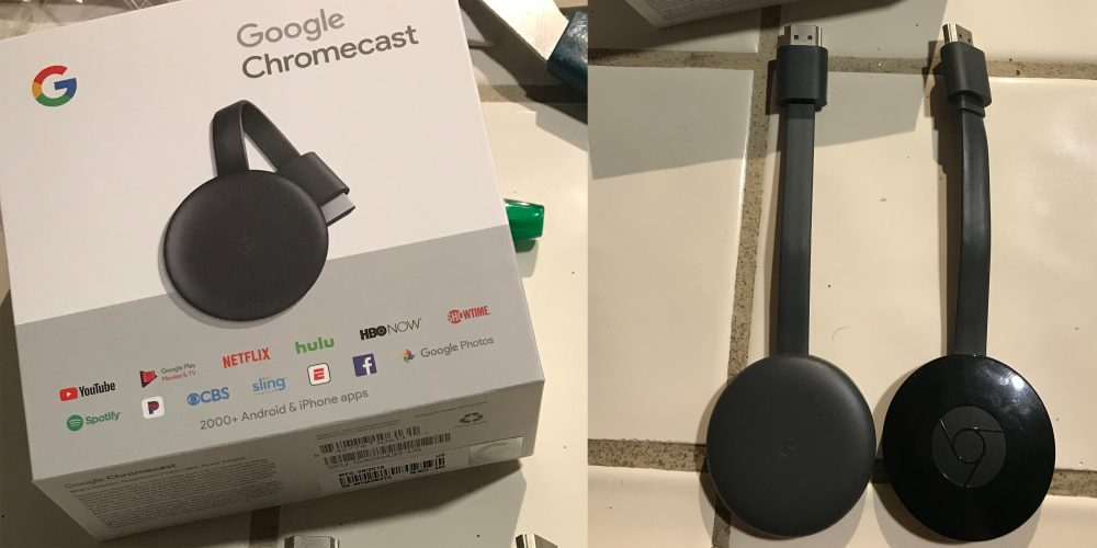3rd-generation Chromecast leaks ahead of Google's launch