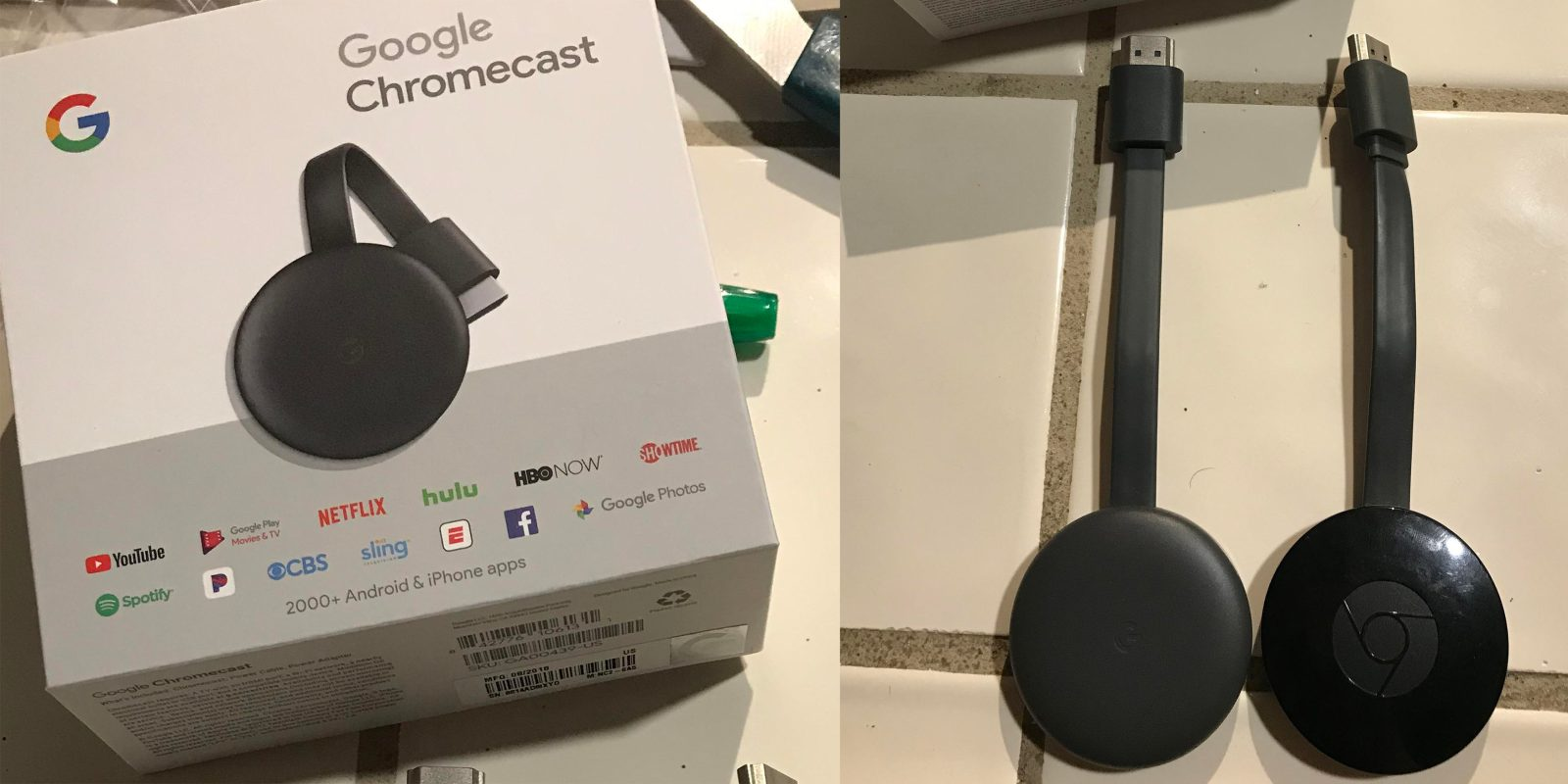 3rd-generation Chromecast leaks ahead of Google's launch - 9to5Google