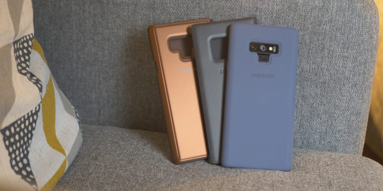 size 40 abf29 a4fba Review: Samsung's Galaxy Note 9 official cases, and their best ...