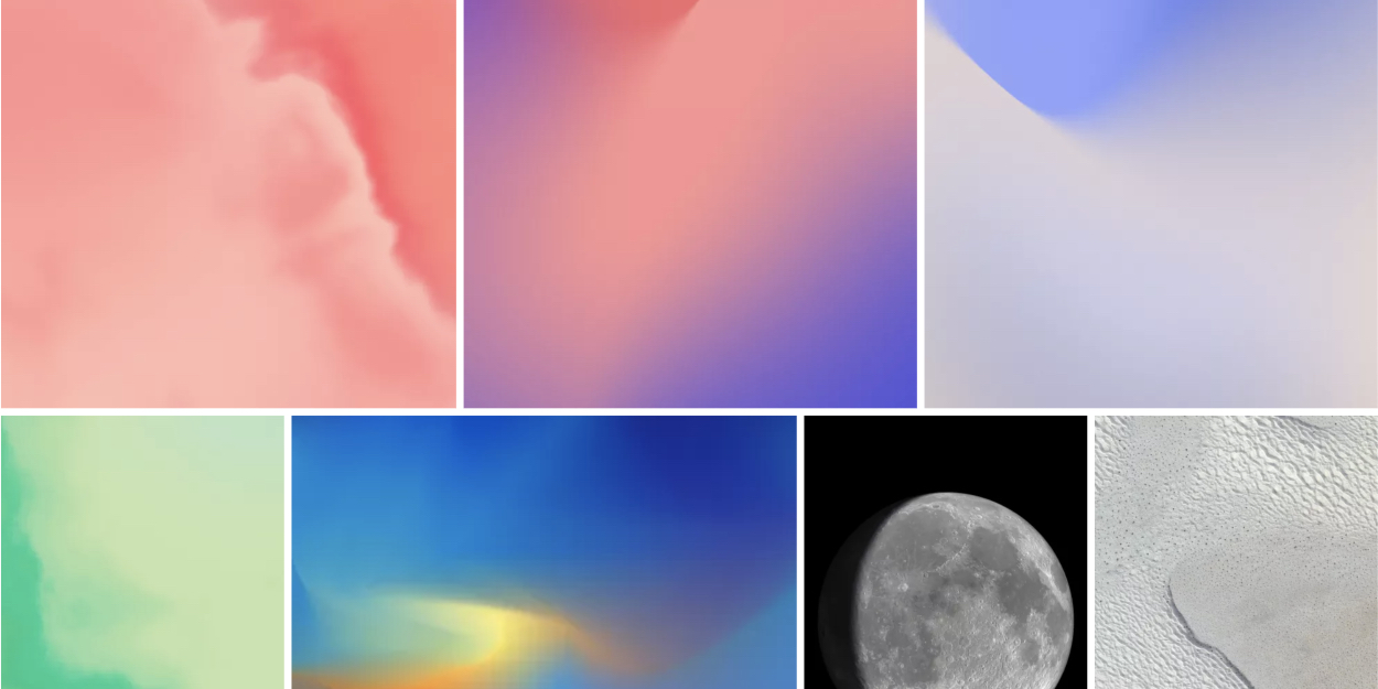Gorgeous full-res Google Pixel 3 wallpapers leak, download them here [Gallery]