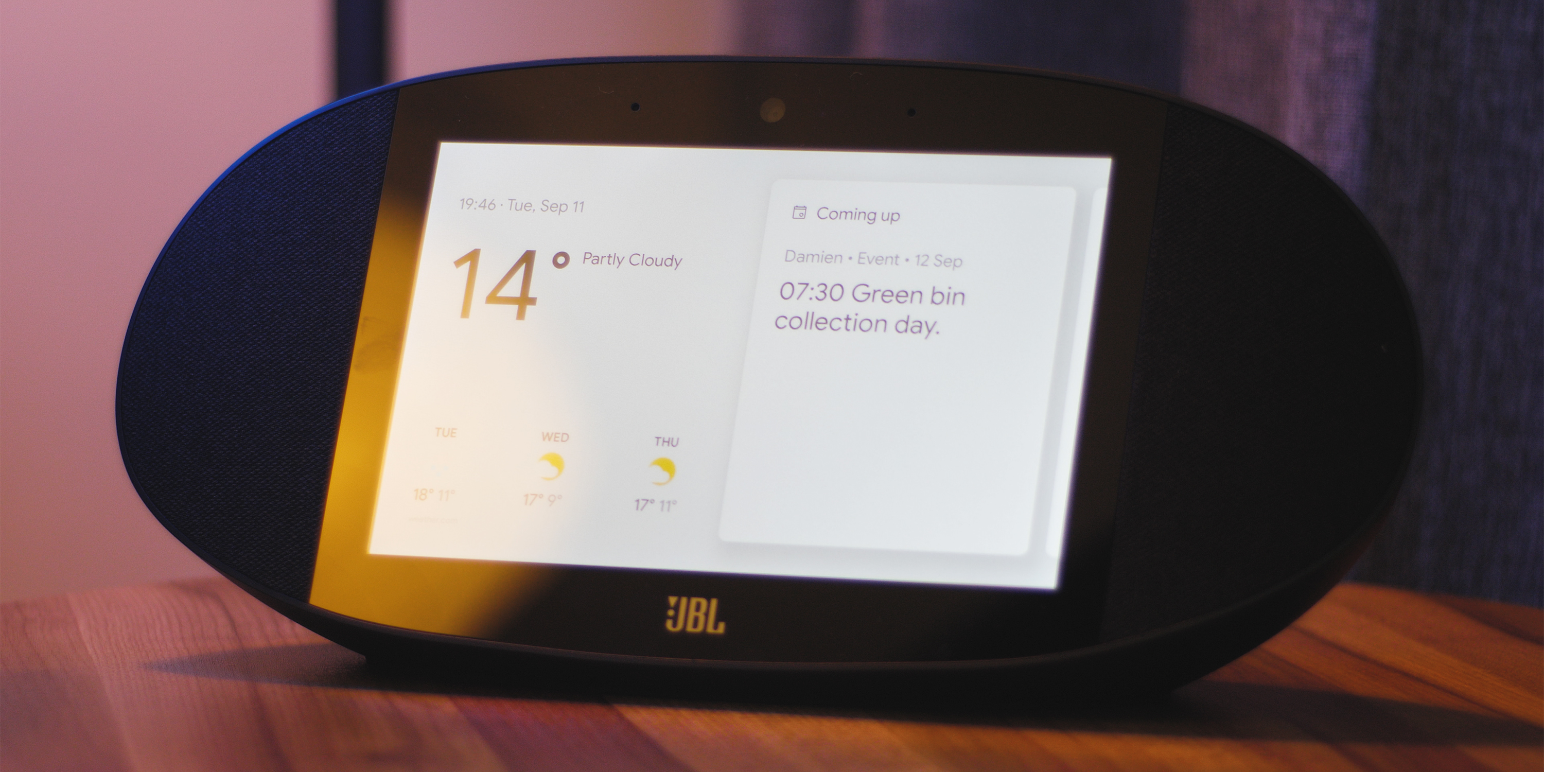 review the jbl link view is the best smart display you can buy so far video
