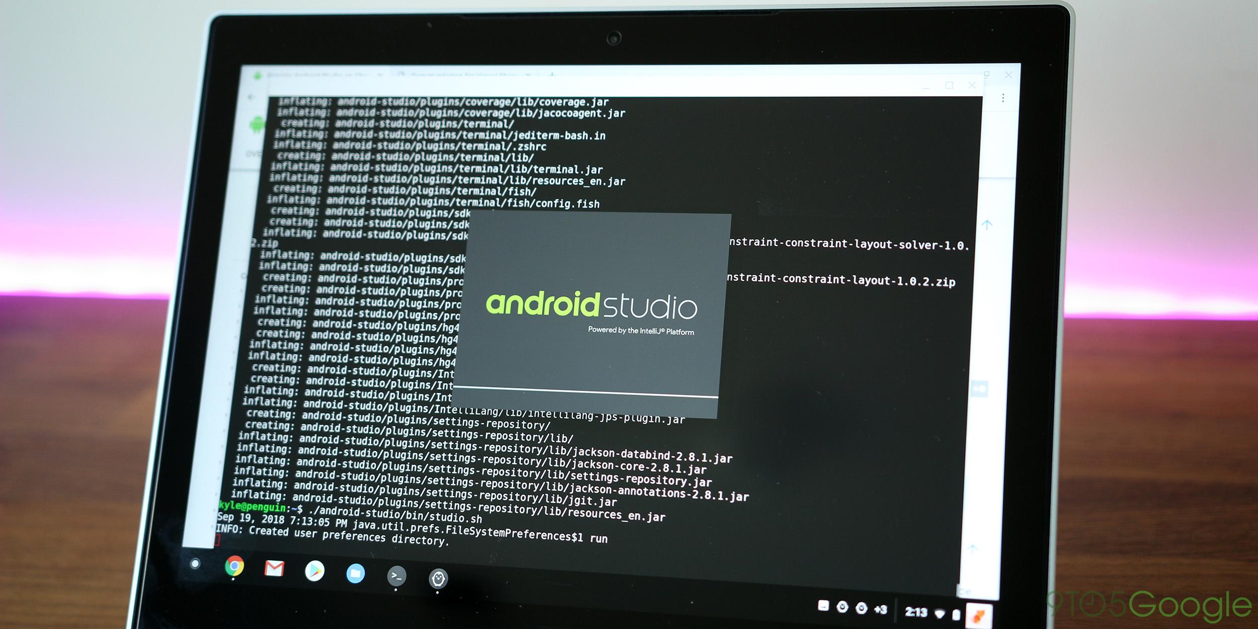 """Google arbeitet an einer neuen Methode zum Ausführen von Android-Apps in Chrome OS mit dem Namen """"ARCVM"""""""