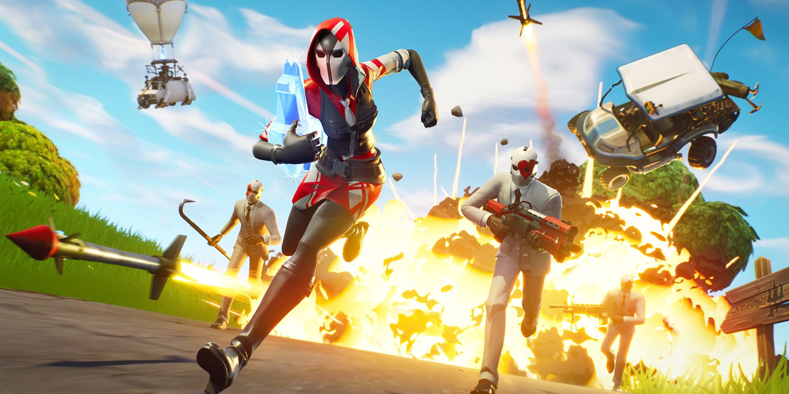 Fortnite v540 for android adds voice chat wider device support fortnite v540 for android adds voice chat wider device support high stakes event ccuart Images