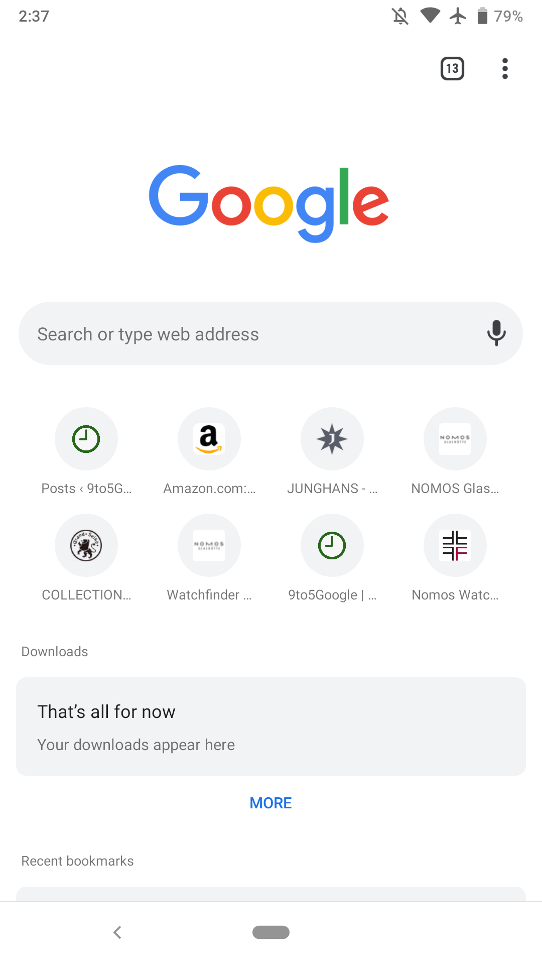 Chrome 69 for Android rolling out w/ Google Material Theme