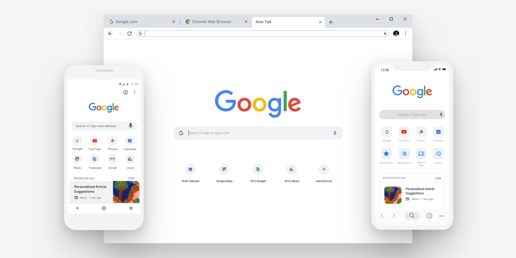 Google marks Chrome's 10th birthday w/ Material Theme, smarter