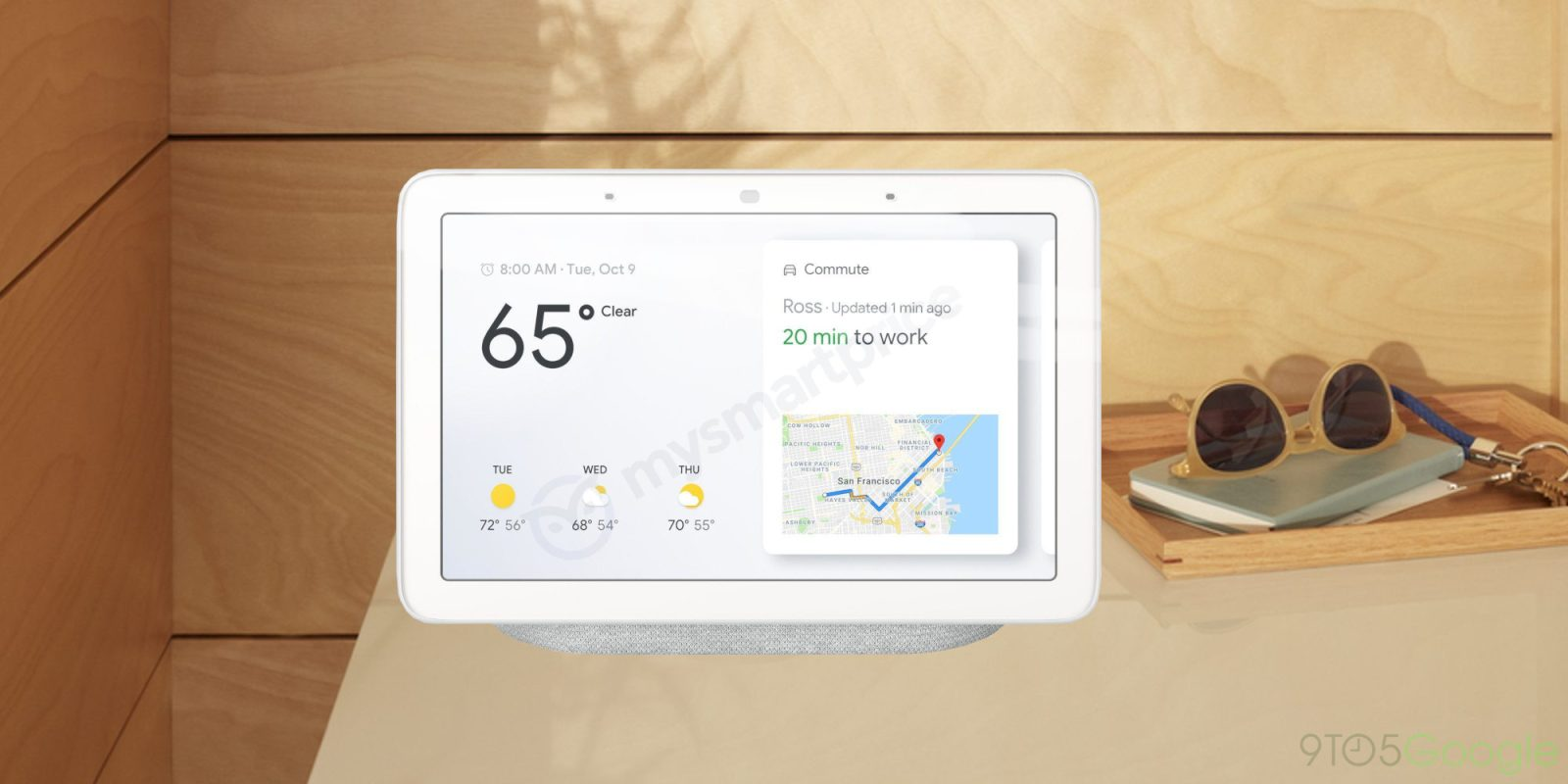 Google Home Hub: Everything we know about Google's new Smart