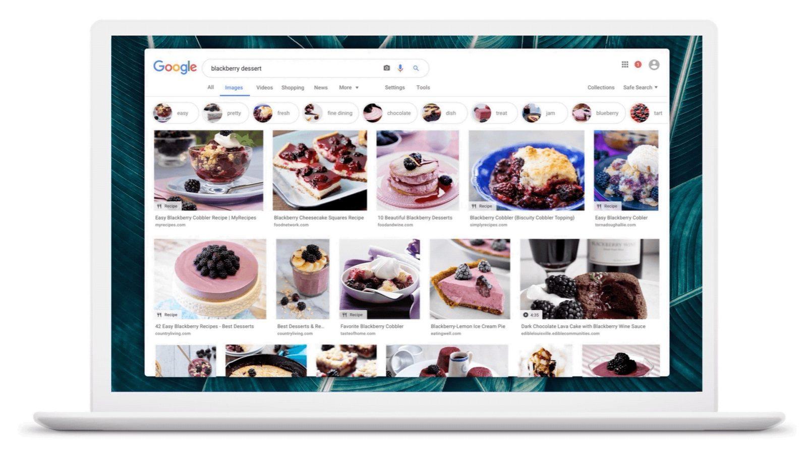 Google Images Gets Desktop Redesign With Mobile Site Adding Google Lens 9to5google