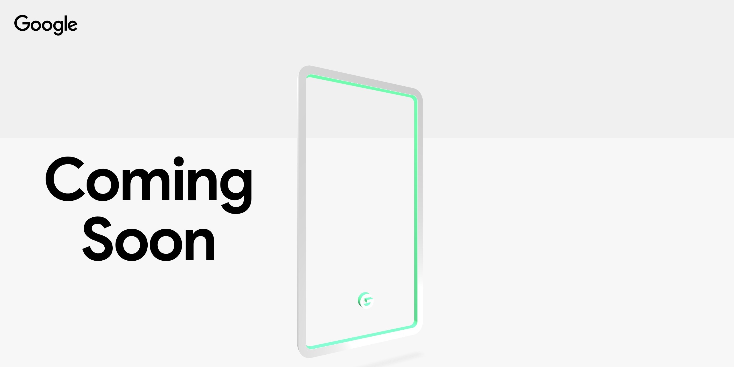 google hints at pixel 3 and pixel 3 xl colors in new coming soon teaser