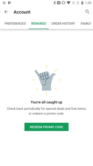 Google working on 'Play Points' loyalty program for the Play Store