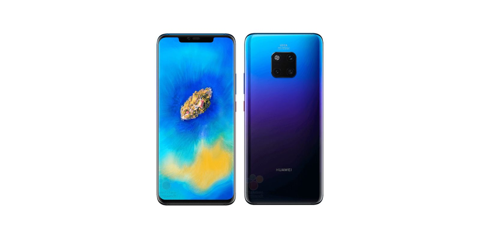Huawei Mate 20 y Mate 20 Pro llegan a México con Telcel