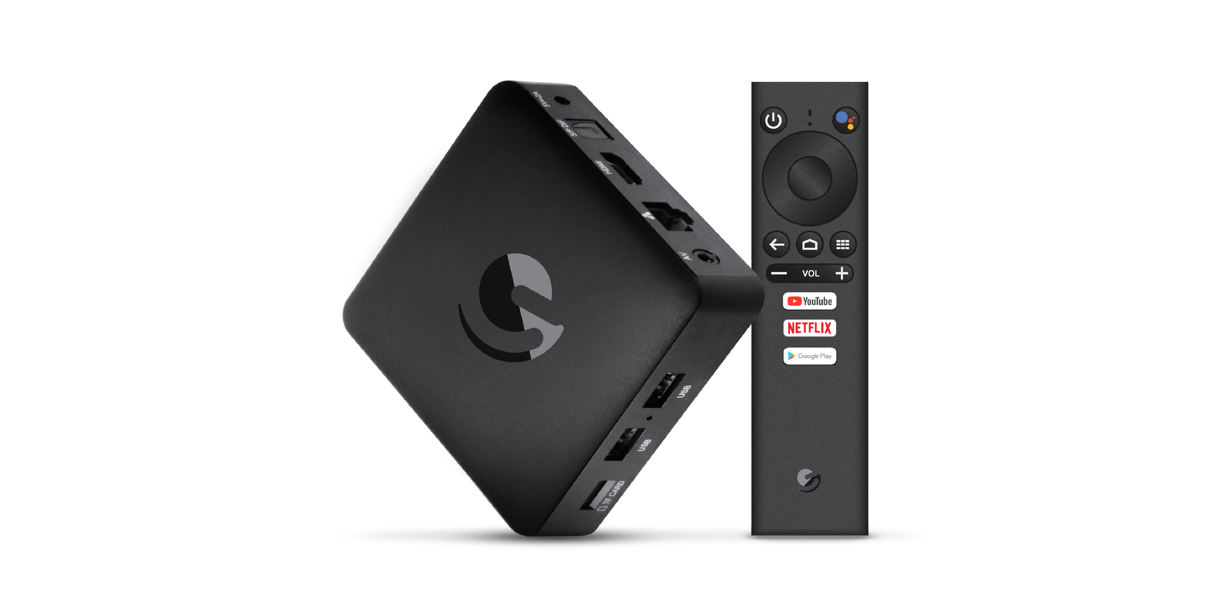 jetstream android tv box