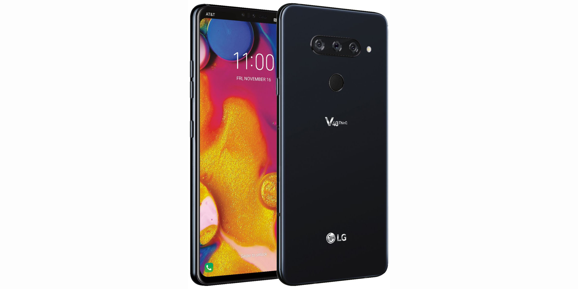 lg v40 thinq blass leak