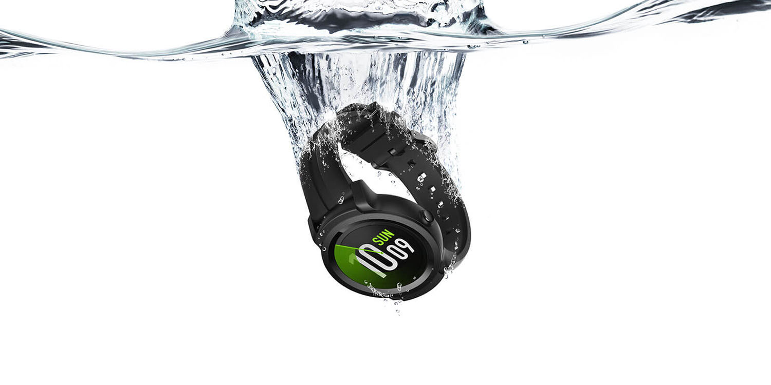 mobvoi ticwatch e2 shows up on company s site teases better water resistance