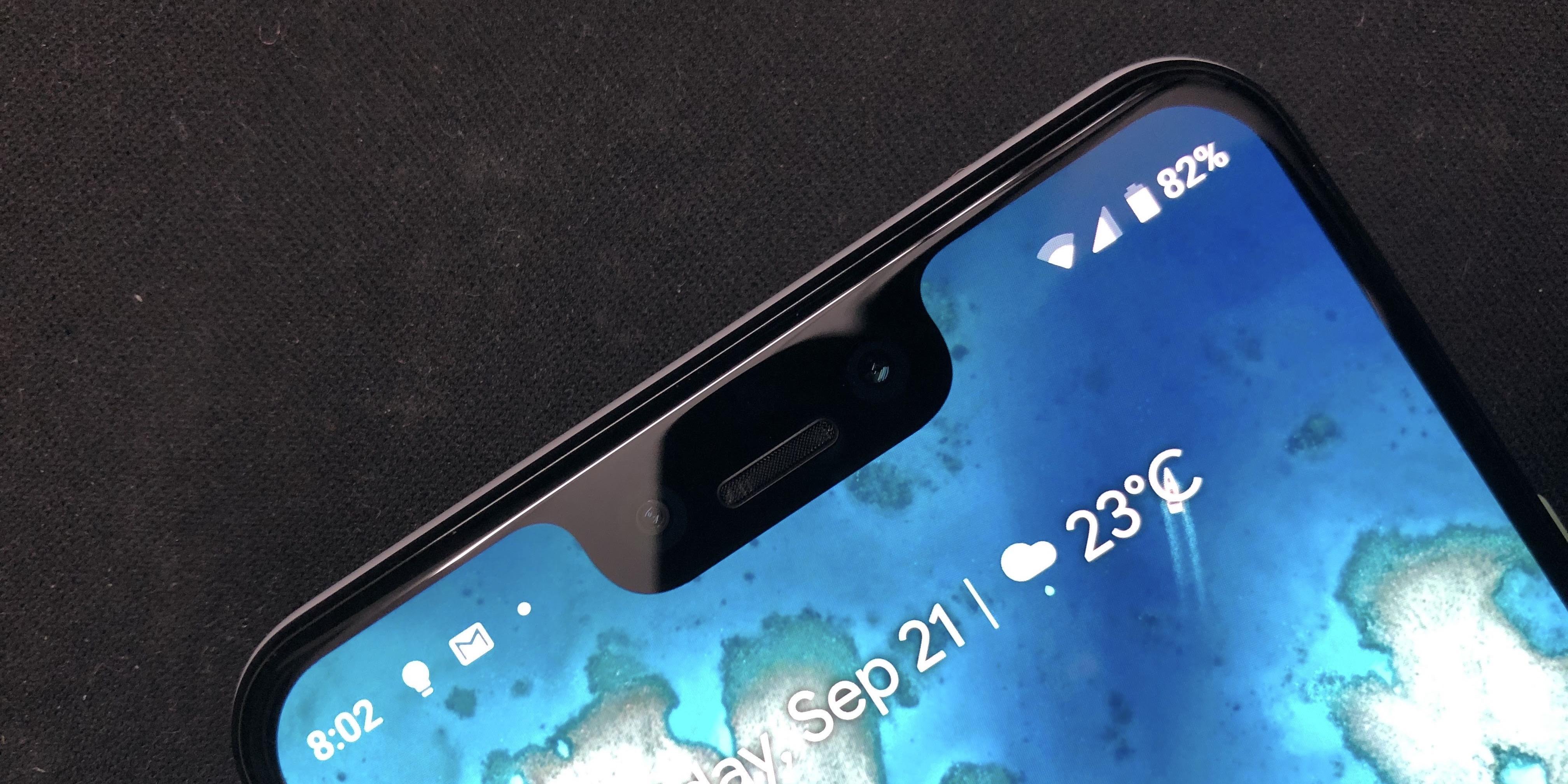 latest pixel 3 xl leak focusses on dual front facing cameras new google assistant ui