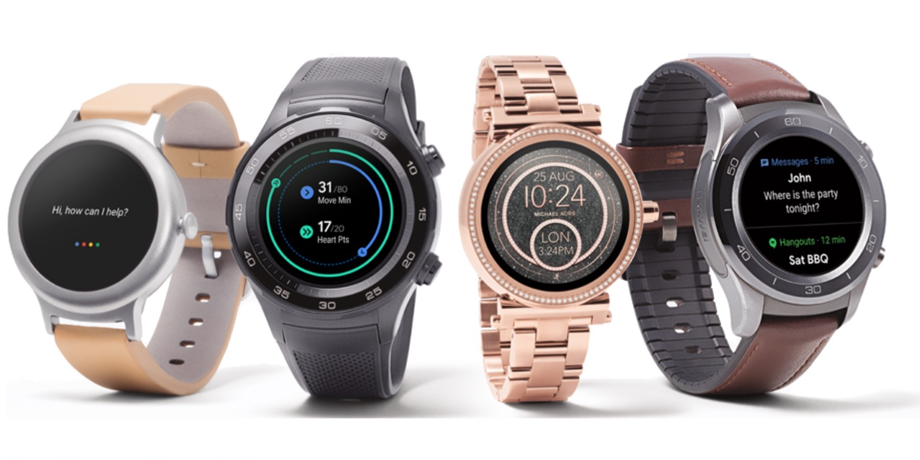 fossil group montblanc louis vuitton will launch first wear os watches w snapdragon wear 3100