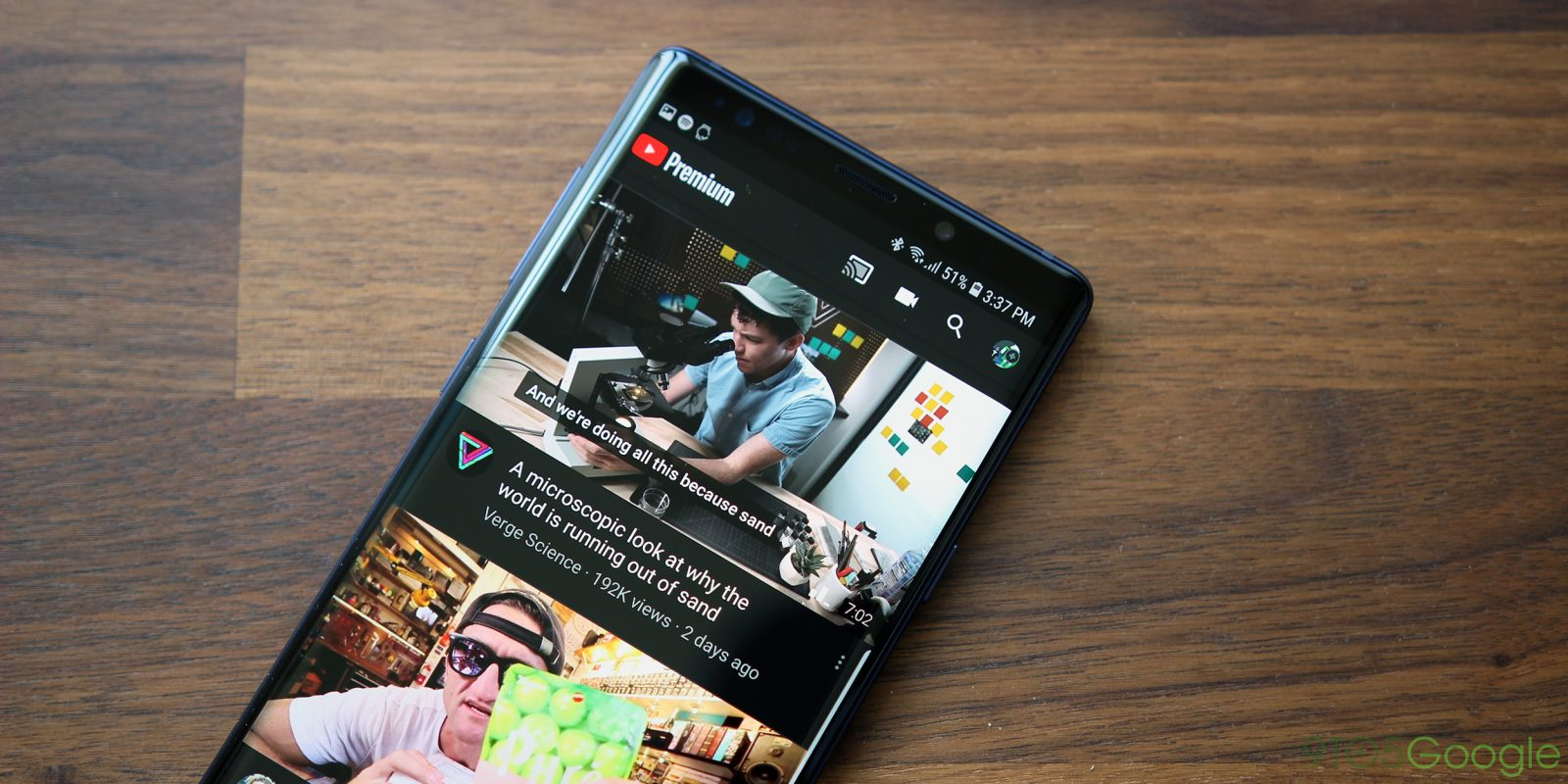 YouTube voice search gets new UI and 'show me' command to navigate Android app