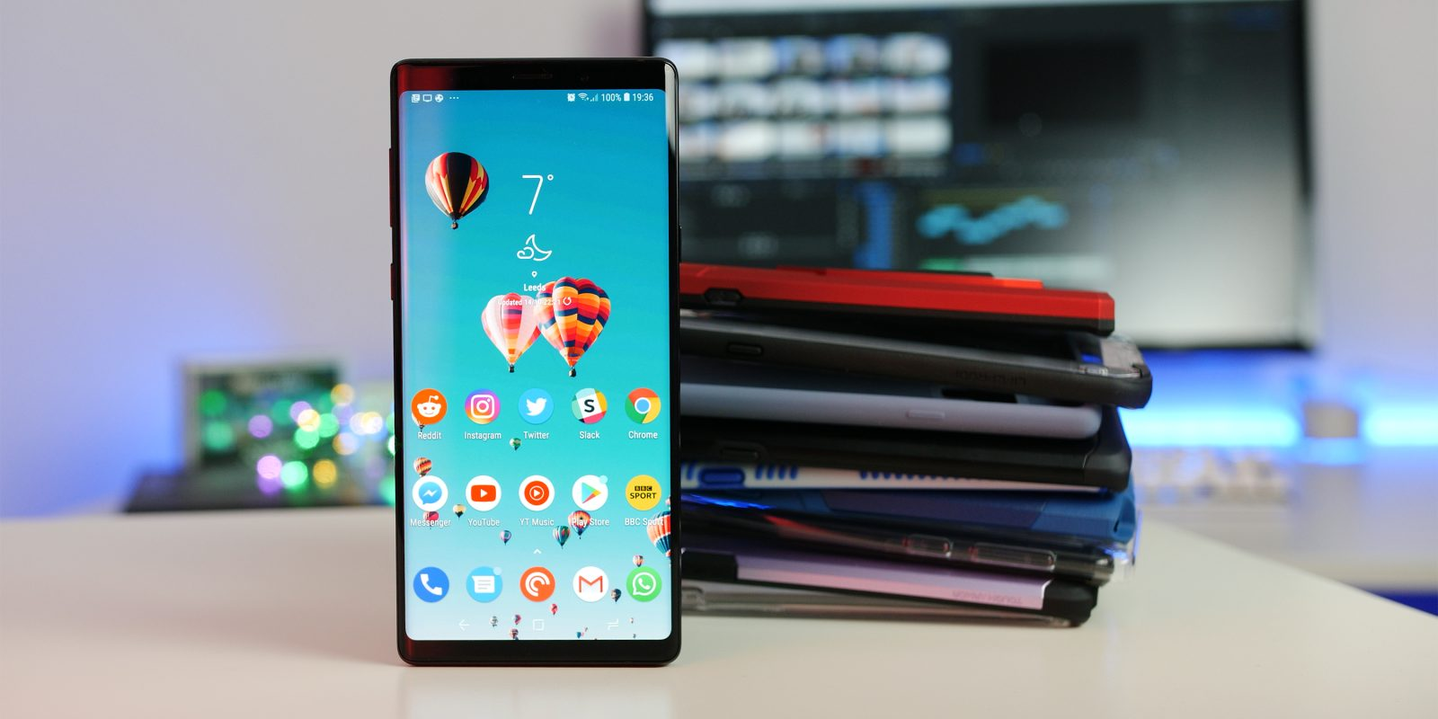 uk availability d7a9c 435ba Hands-on: Best cases for the Samsung Galaxy Note 9 [Video] - 9to5Google