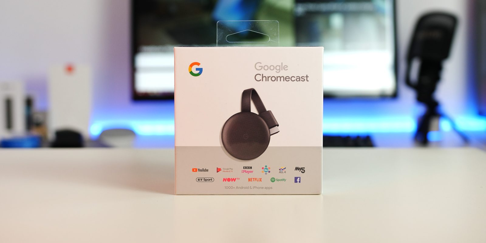 Review: The new Google Chromecast is much the same w/ some