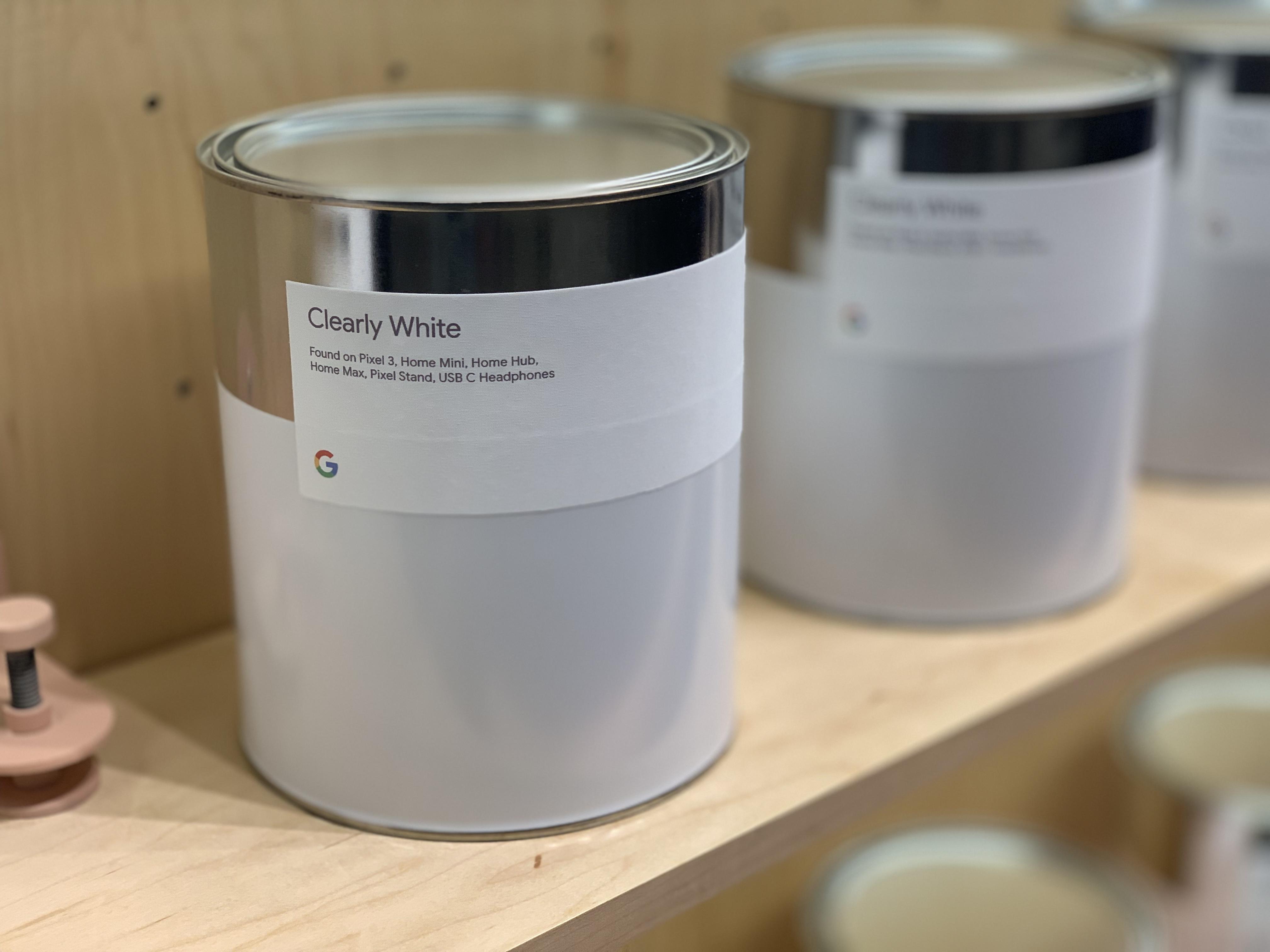 Google Hardware Store pop-up in SoHo New York [Gallery