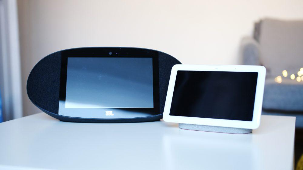 Google Home Hub vs  JBL and Lenovo Smart Displays: What's