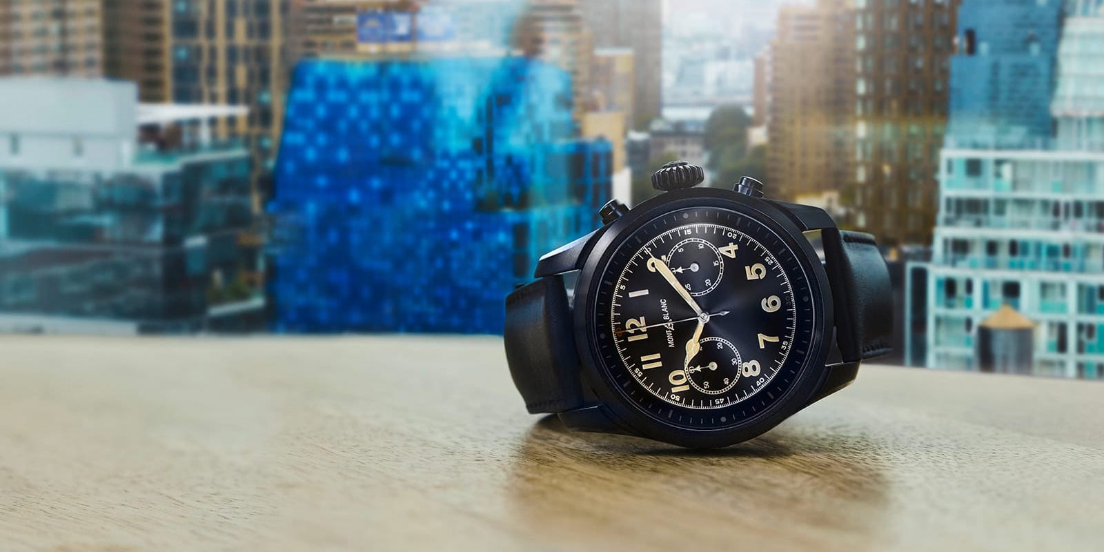 Montblanc Summit 2 is the first Wear OS watch w/ Snapdragon Wear 3100, starting at $995