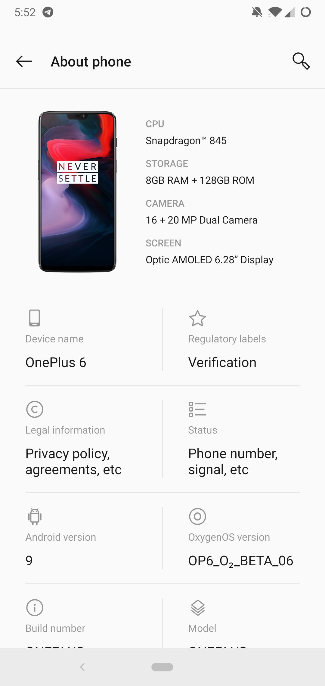 OnePlus 6 OxygenOS beta 6 adds Nightscape, new gestures - 9to5Google