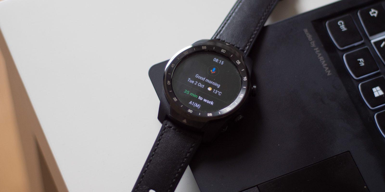 assistente vocale Google Wear OS