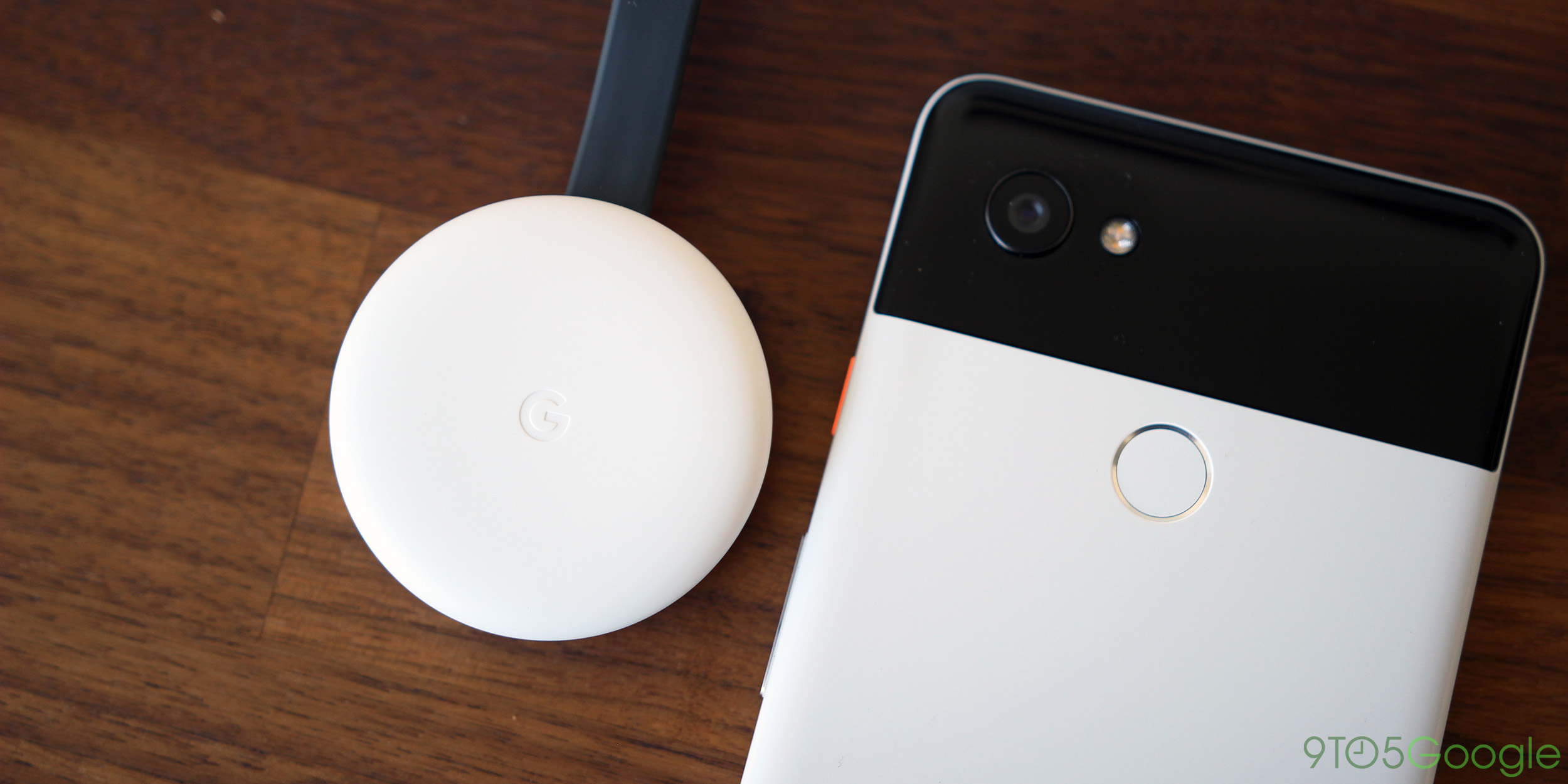 hands on the new white chromecast is google s panda product for 2018
