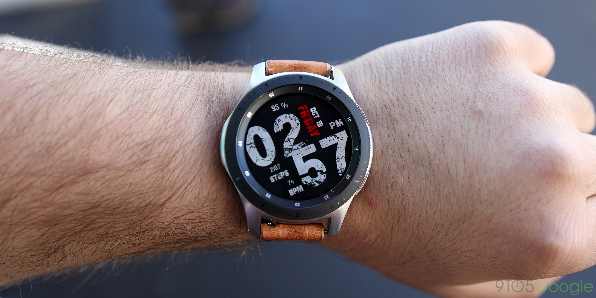 samsung galaxy watch android tizen