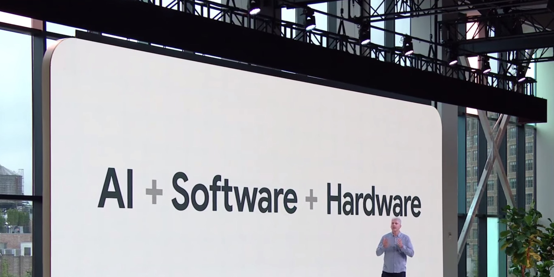 'Phone X has Google' and 'Pixel 3a is Google' in latest ads