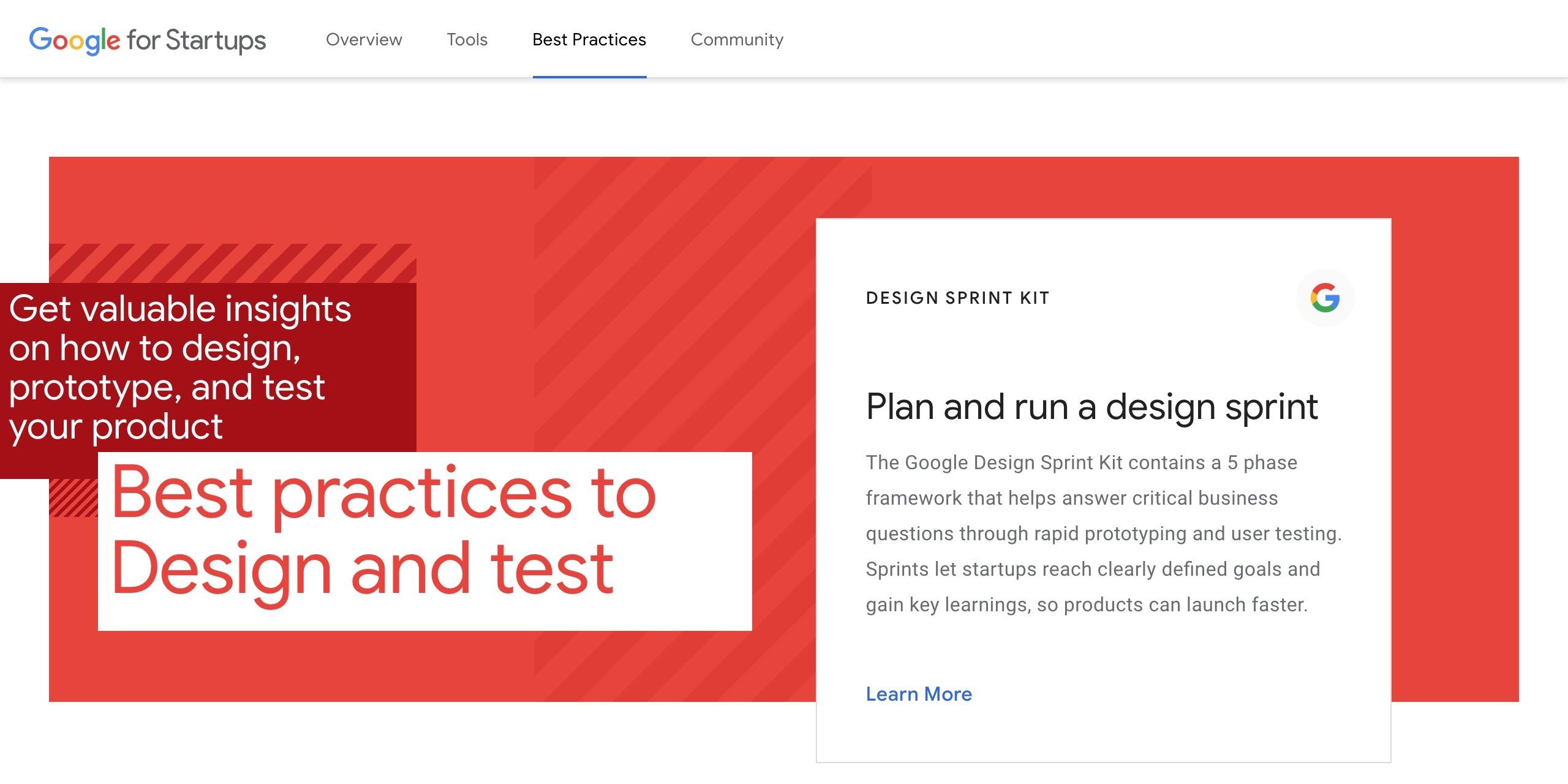 google for startups gets a rebrand and mentorship workspace residency program