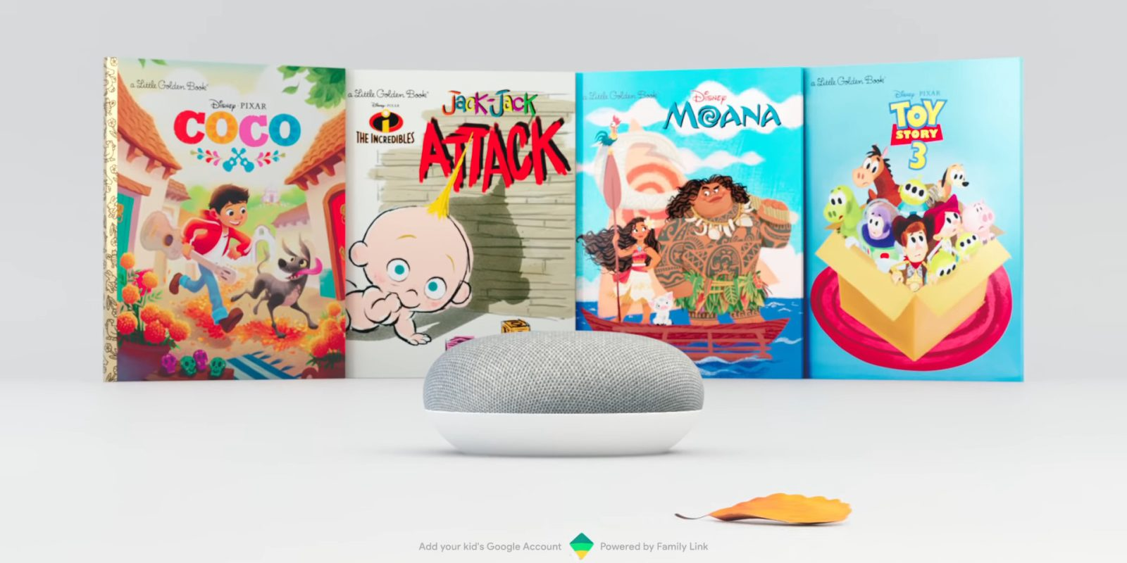 Google Home to make story time 'magical' with music and sounds for