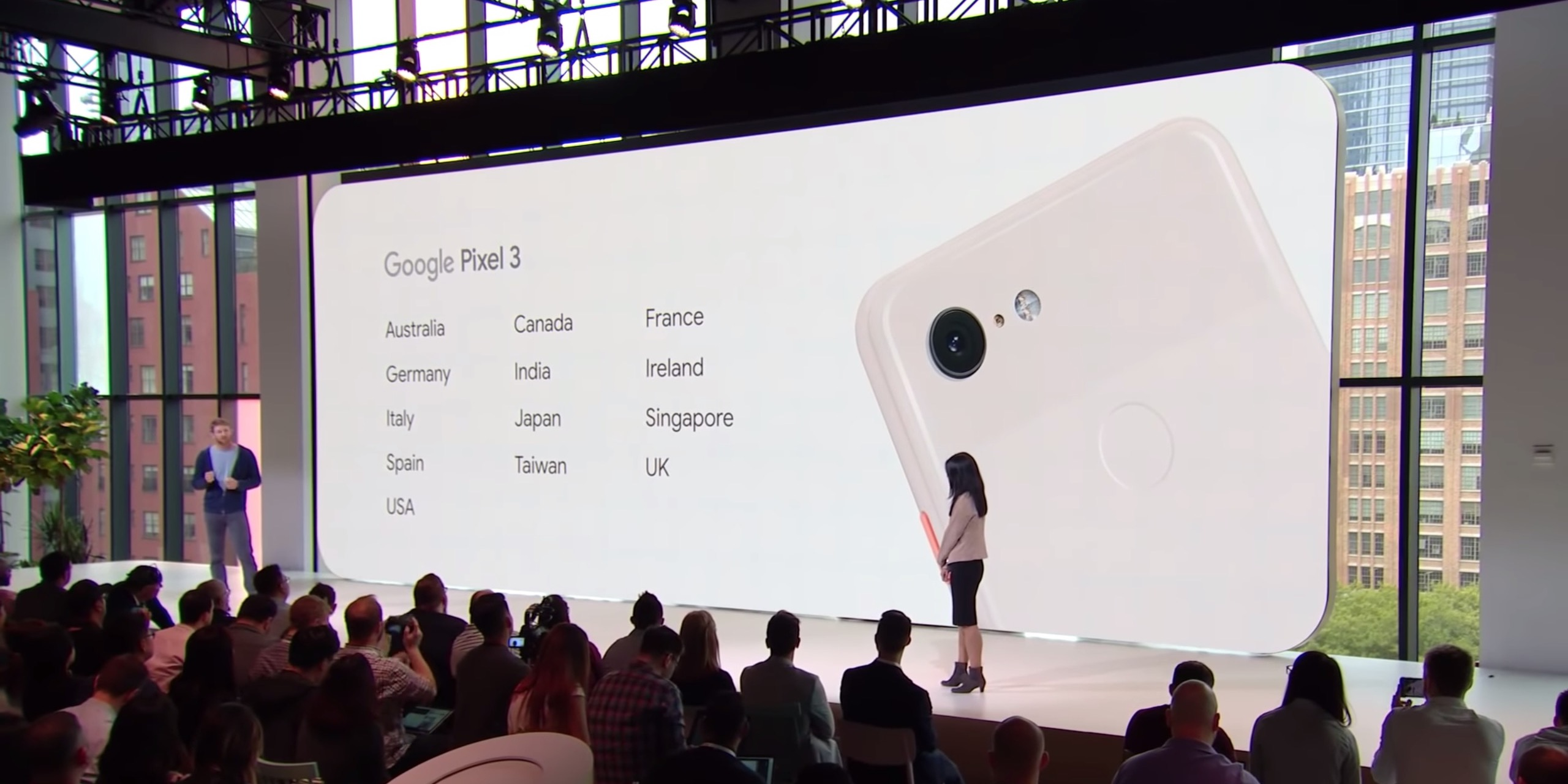 Sundar Pichai Google Pixel