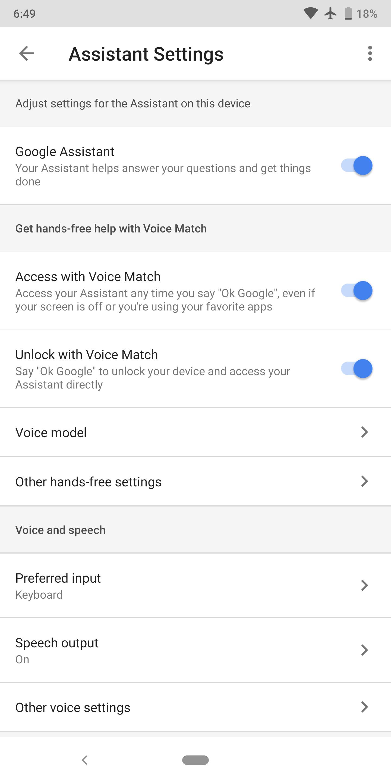 Google begins replacing full 'Voice Match' phone unlock - 9to5Google