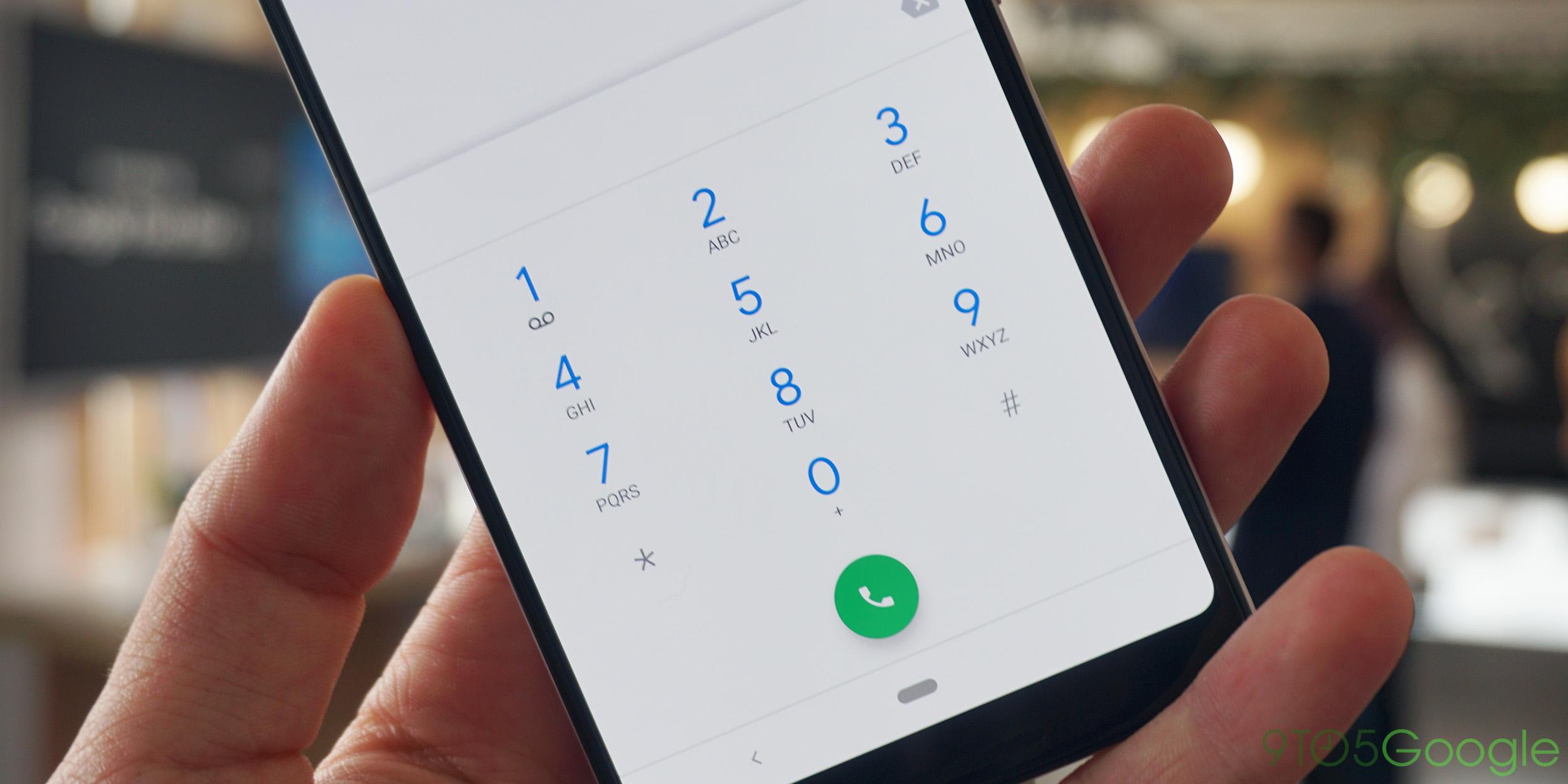 Google Phone Picks Up Call Recording For Nokia Motorola 9to5google