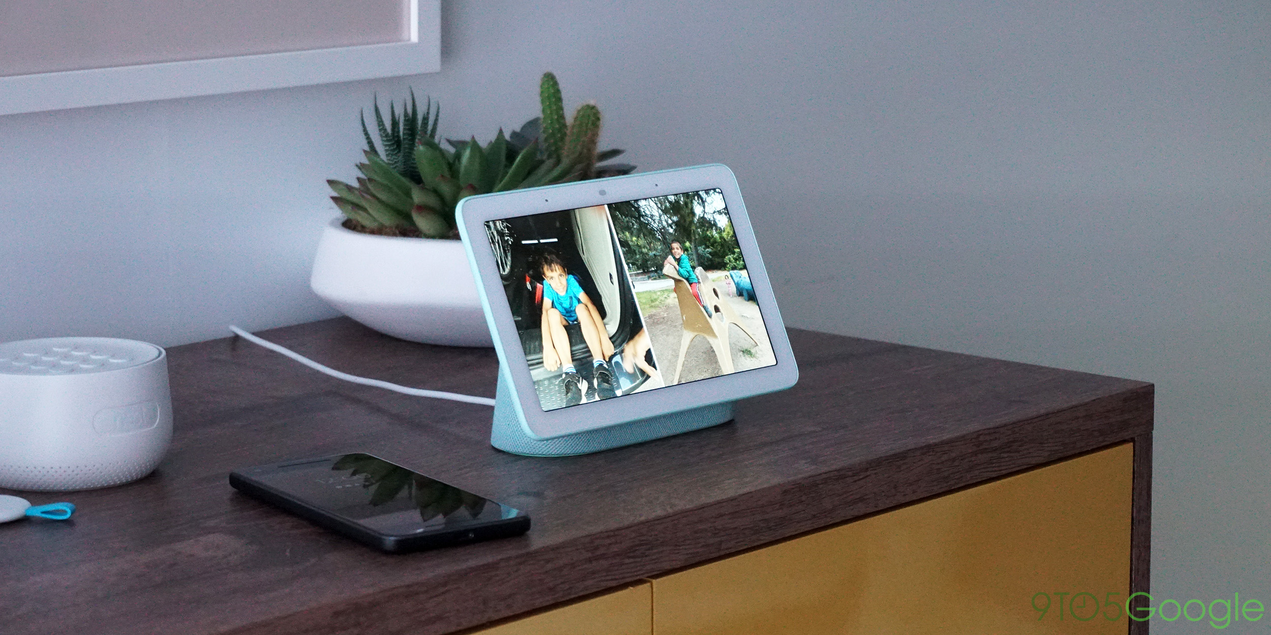 google home hub supports duo video calls after all recipients only see profile picture