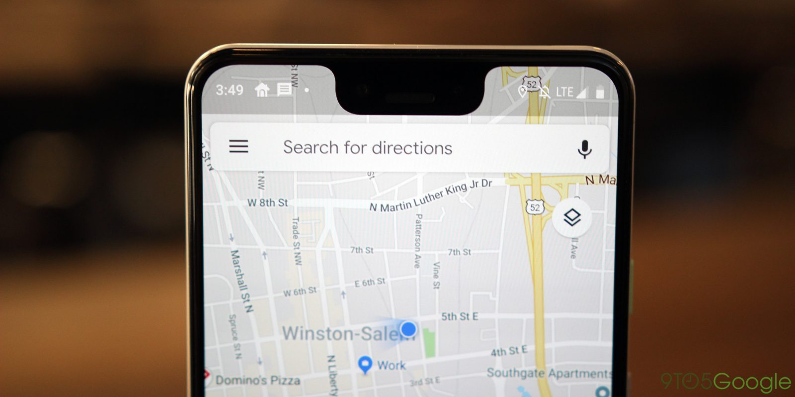 Google Maps for Android gets a Material Theme search interface, rolling out for some users