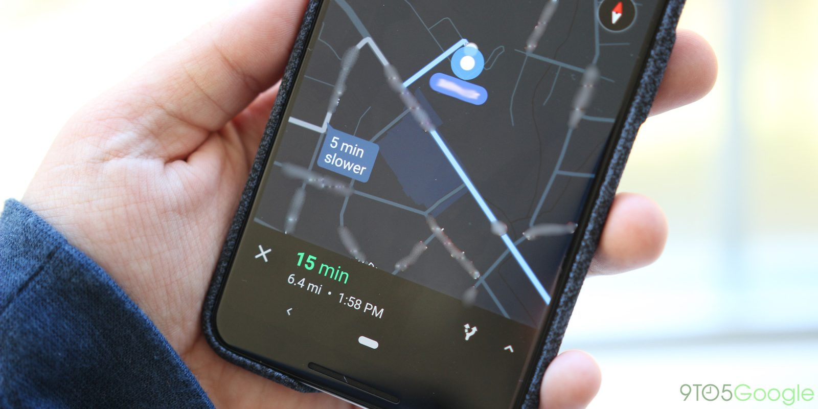 How to force Google Maps dark mode on Android - 9to5Google Google Maps Android Navigation on google maps mobile, google calendar android, quickoffice android, google quick search box android, google chrome android, youtube android, google play android, google earth android, google voice search android,